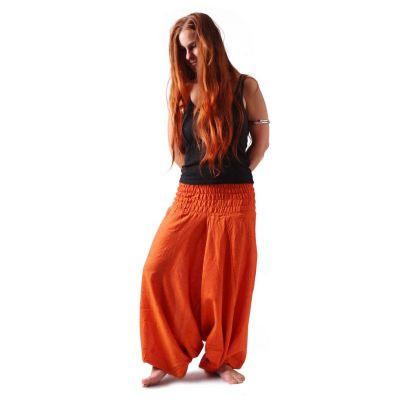 Pantaloni Jeruk Jelas