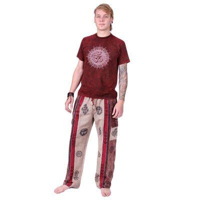 Pantaloni Gambar Brown