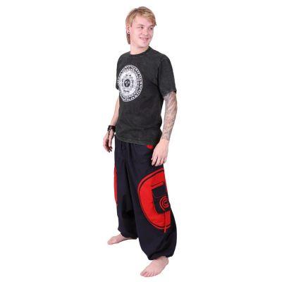 Pantaloni Bersulur Merah