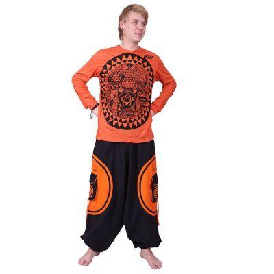 Pantaloni Bersulur Jeruk