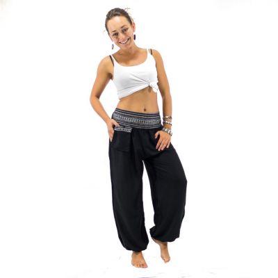 Pantaloni Natchaya Black | UNISIZE