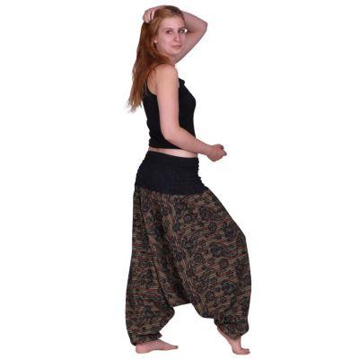 Pantaloni harem Subas Rumput | UNISIZE