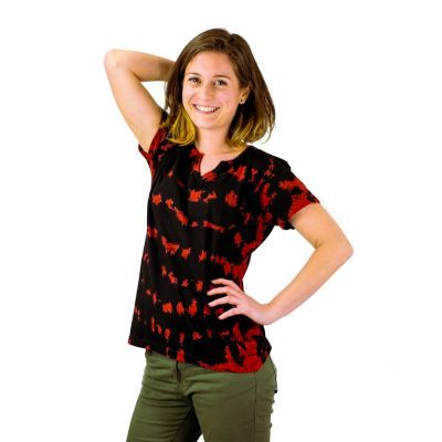 T-shirt Benita Rossa