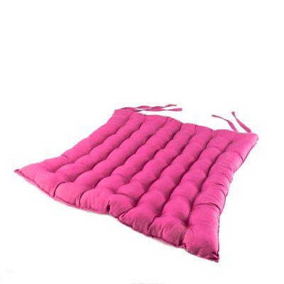 Cuscino del sedile rosa