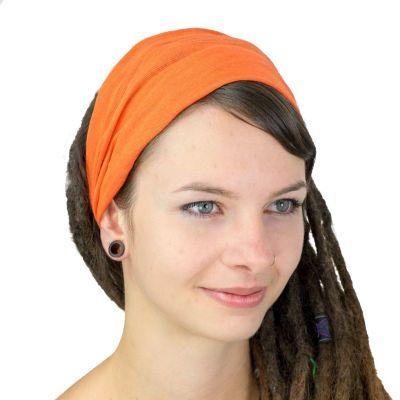 Cerchietto arancione