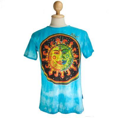 T-shirt Celestial Emperors Turchese