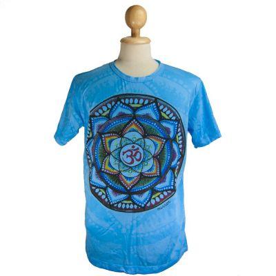 T-shirt Holy Lotus Blue