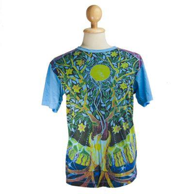 T-shirt Magical Tree Blue