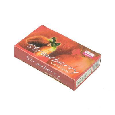 Coni di incenso Darshan Strawberry