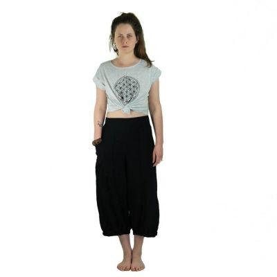 Pantaloni capri Tunlaya Sida   UNISIZE