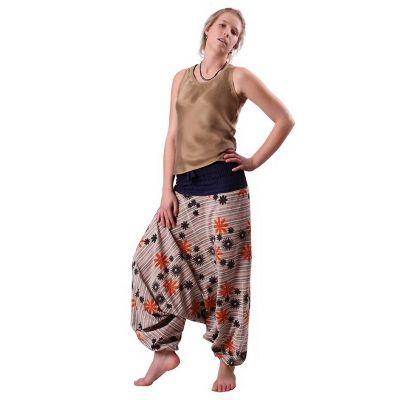 Pantaloni harem Bunga Pawai