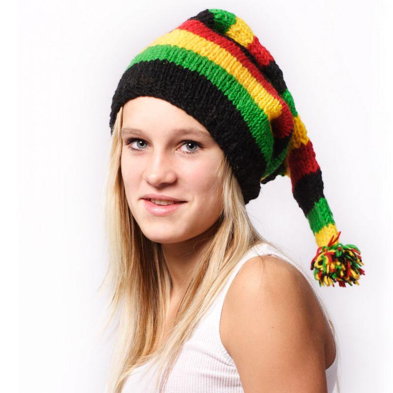 cappello di lana Newar Rasta