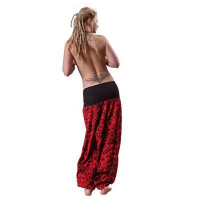 Pantaloni harem Subas Merah