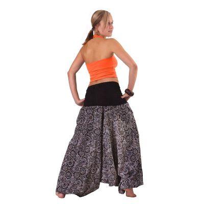 Pantaloni harem Waktu Kelabu | UNI