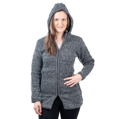 Maglione di lana da donna Miranjani Dusk   S, M, L, XL, XXL