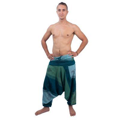 Pantaloni Alibaba - Telur Hijau | UNISIZE