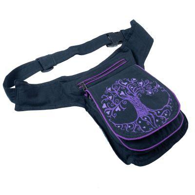 Cintura porta soldi Arbor Purple