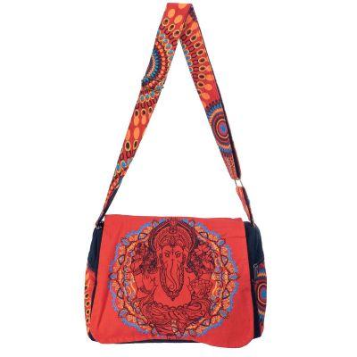 Borsa Ganesh Red