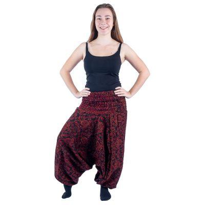 Pantaloni in alibaba acrilico Jagrati Glow   UNISIZE