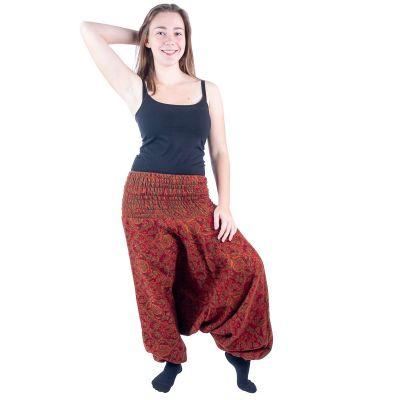 Pantaloni in alibaba acrilico Jagrati Temper   UNISIZE