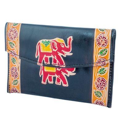 Portafoglio Elephant 3in1 - nero