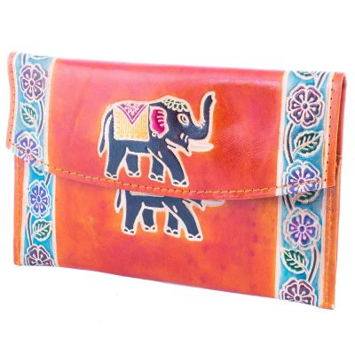 Portafoglio Elephant 3in1 - arancione