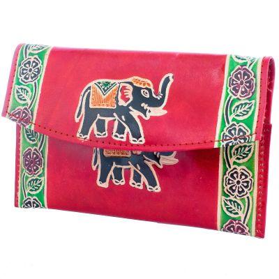 Portafoglio Elephant 3in1 - bordeaux