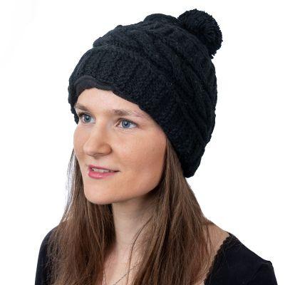 Cappello Hetauda Hitam