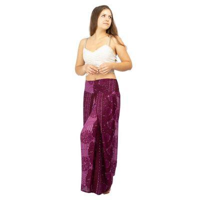 Pantaloni Sayuri Orchidea