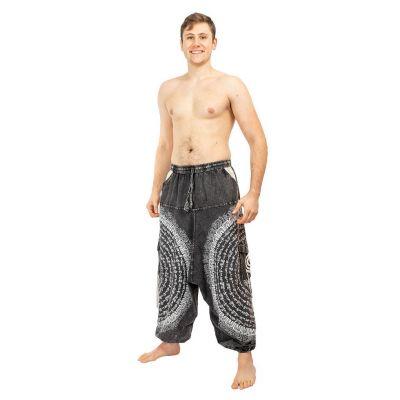 Pantaloni Amir Hitam