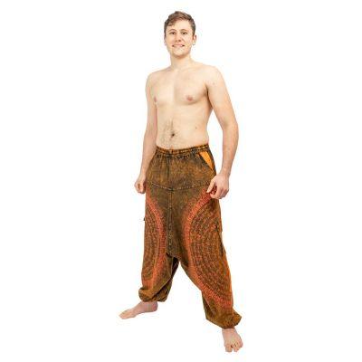 Pantaloni Amir Jeruk
