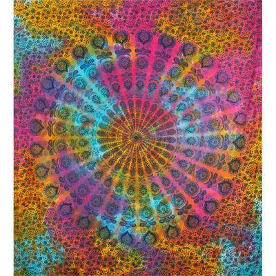 Copriletto Colorful Meditation