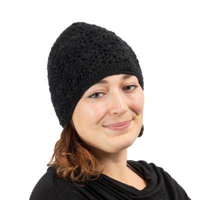 Cappello Bardia Nero