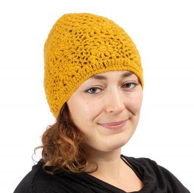 Cappello Bardia Giallo