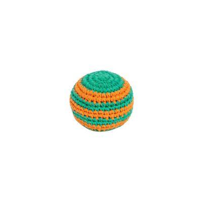 Hacky Sack Arancione-verde