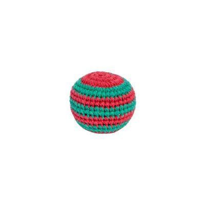 Hacky Sack Verde-rosso