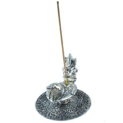Porta incenso Palme e Ganesh