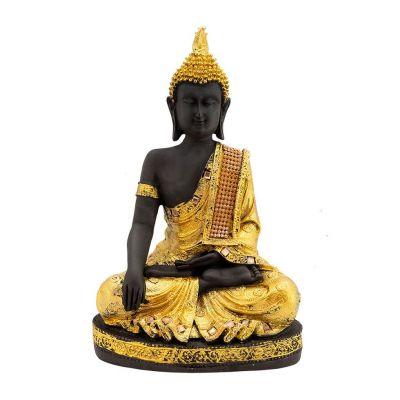 Statuetta Golden Buddha