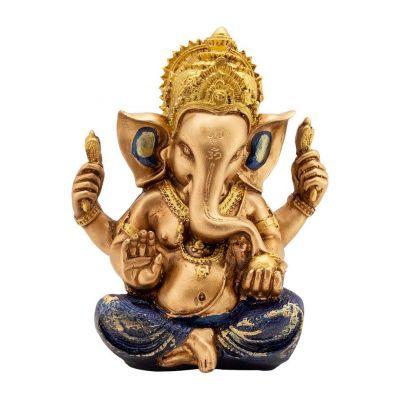 Statuetta Golden Ganesh