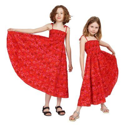 Abito bambino Mawar Red Sea | 3-4 anni, 4-6 anni, 8-10 anni, 10-12 anni, 12-14 anni