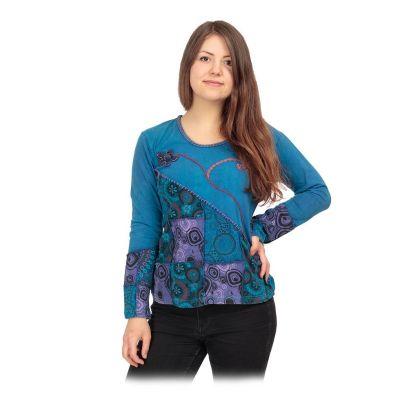 Top / blusa etno Rafia Biru | S, M, L, XL, XXL