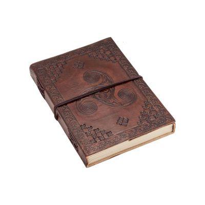Quaderno a spirale celtica