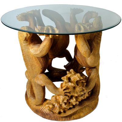 Tavolino da tè Comodo Dragons