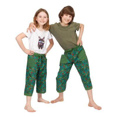 Pantaloni a tre quarti di cotone Starfish | 2-4 anni, 4-6 anni, 6-8 anni, 8-10 anni