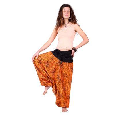 Pantaloni harem Mimpi Jeruk