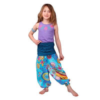 Pantaloni per bambini Fata Turchese | 3-4 anni, 4-6 anni
