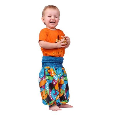 Pantaloni per bambini Paradise Maze | 4-6 anni, 6-8 anni