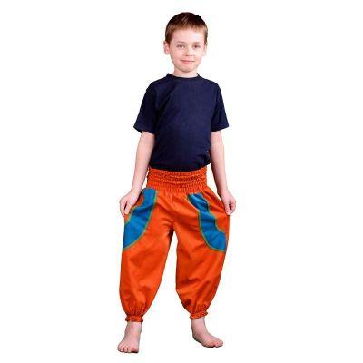 Pantaloni per bambini Atau Jeruk | 3-4 anni, 4-6 anni, 6-8 anni, 8-10 anni