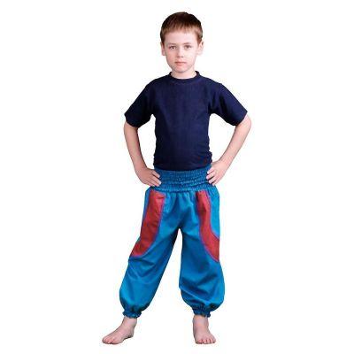 Pantaloni bambino Atau Biru | 3-4 anni, 4-6 anni, 6-8 anni, 8-10 anni