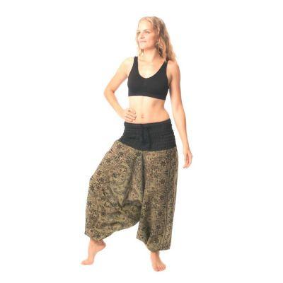Pantaloni harem Hutan Indah